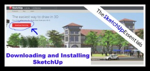 Thumbnail for SketchUp Tutorial for Downloading and Installing SketchUp