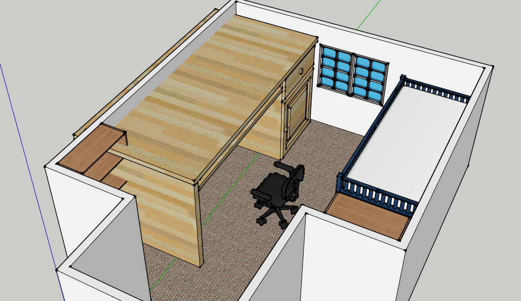 Modifying 3D Shapes in SketchUp Using the Scale Tool - The SketchUp