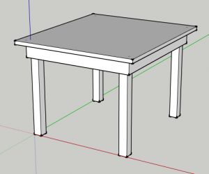 how to quickly make multiple components sketchup