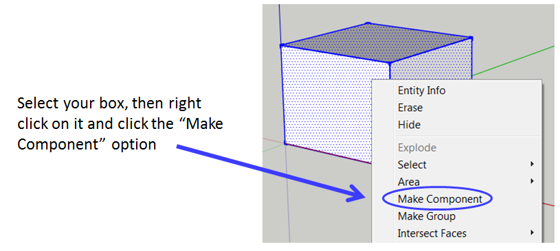 Creating Copies with the Move and Rotate Tools - The SketchUp Essentials