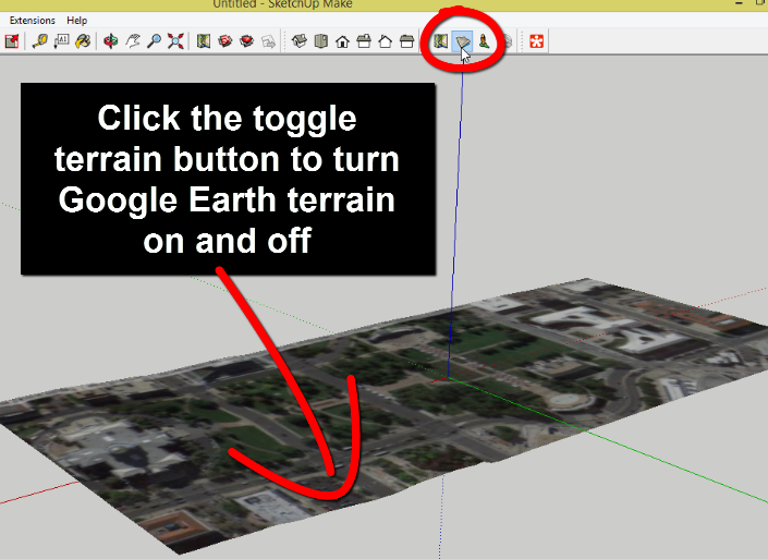 How to import Google maps into SketchUp - The SketchUp Essentials