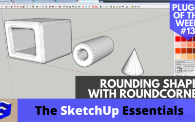 RoundCorner for SketchUp Tutorials - The SketchUp Essentials
