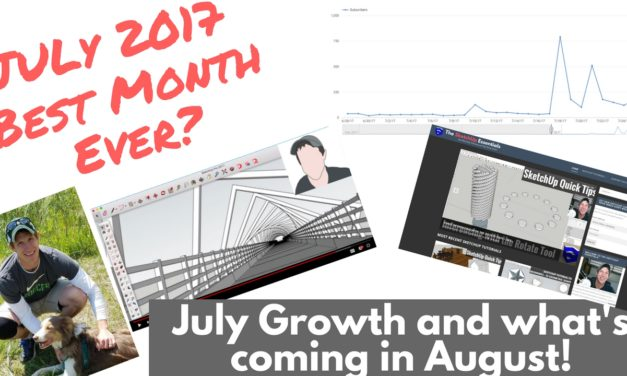 July 2017 Roundup and What's Coming Up in August!