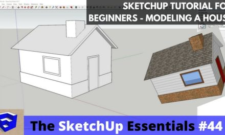 SketchUp Make vs  SketchUp Pro Comparison - The SketchUp Essentials