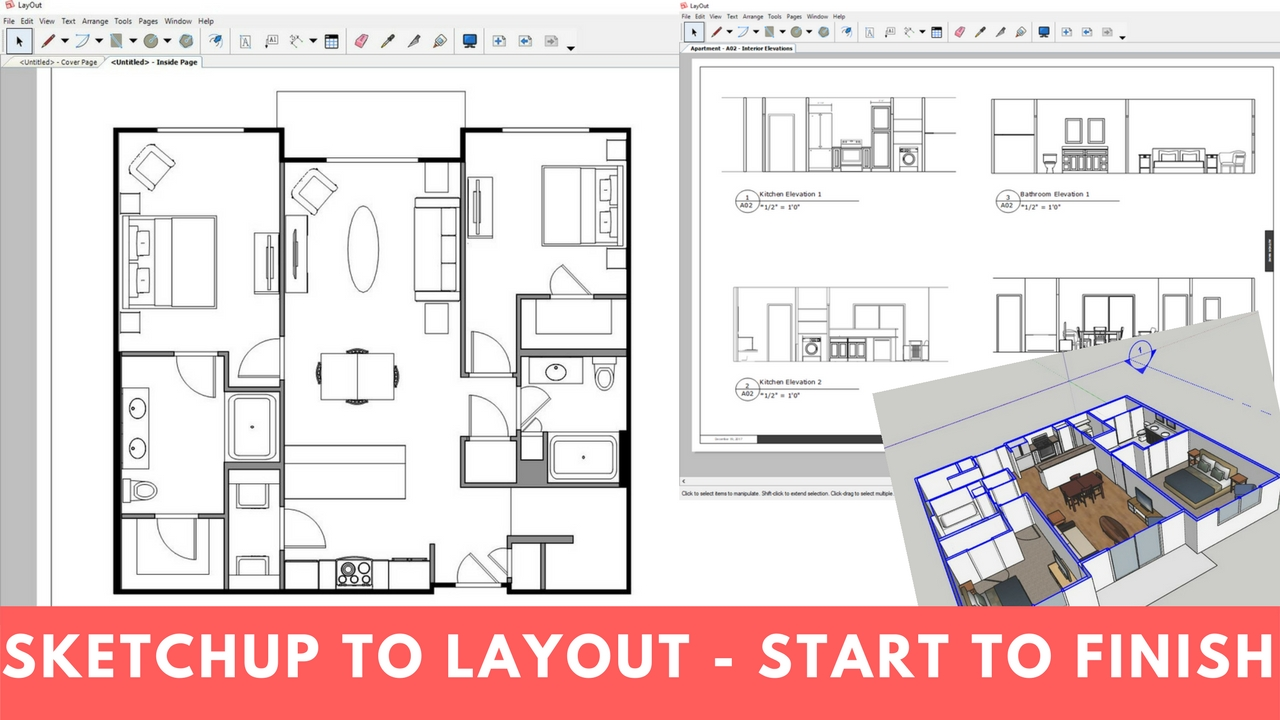 Layout - The SketchUp Essentials