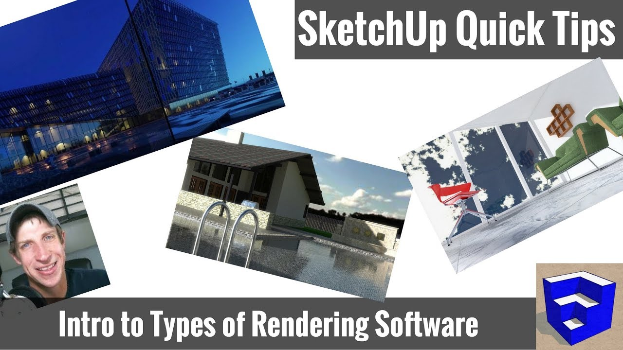 Introduction to different kinds of rendering software for Home rendering software