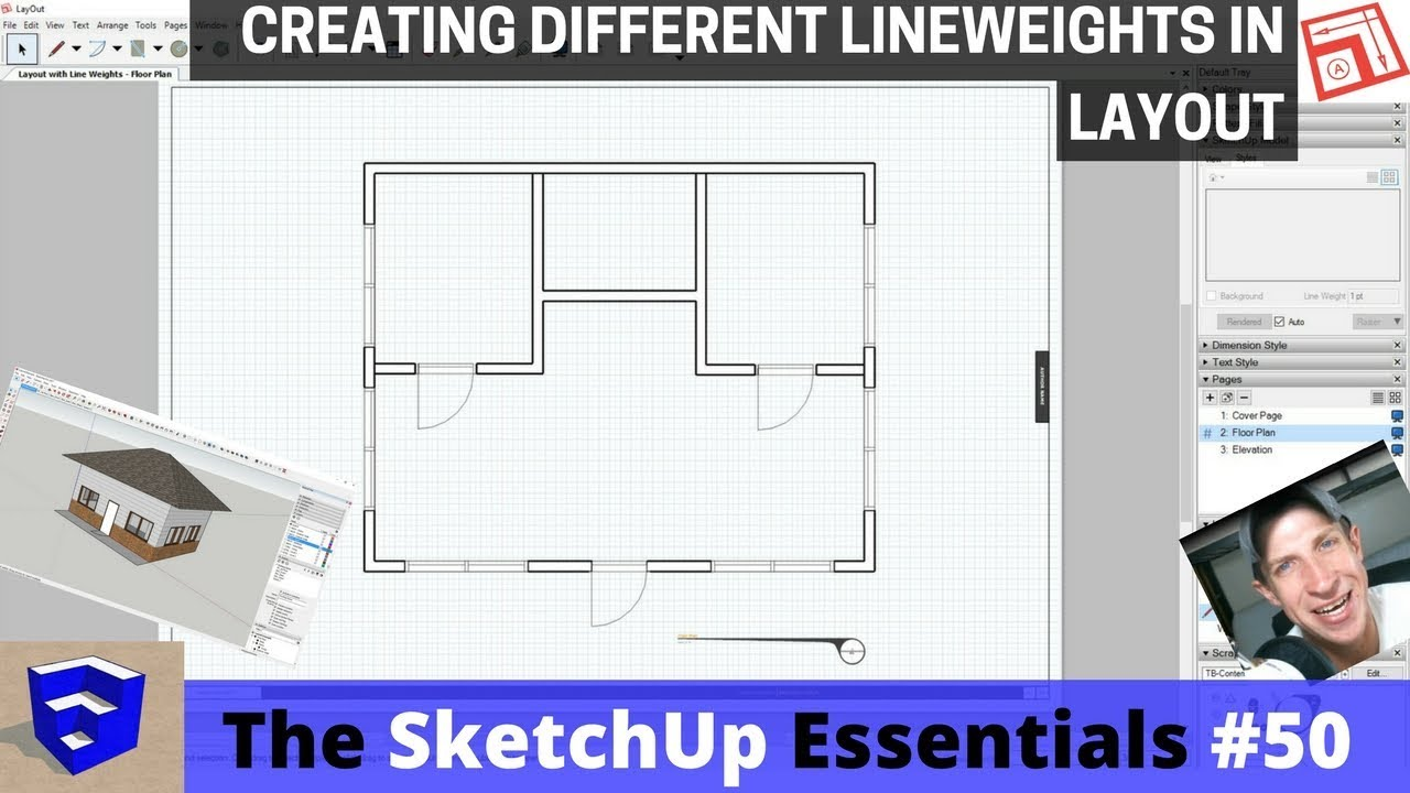 100 Create Floor Plan In Sketchup Up And