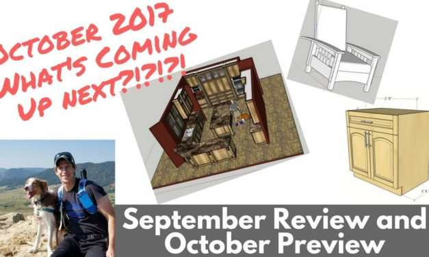 What's Coming Up in October? Interior Design Modelers – I need your help!