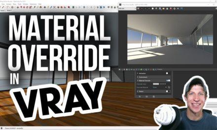 VRAY INTERIOR LIGHTING TUTORIAL – Rendering with Daylight in
