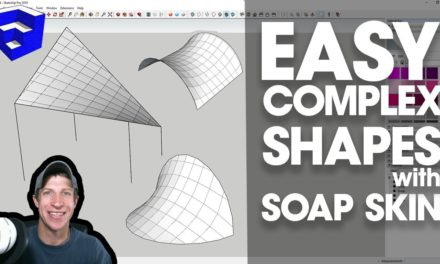 INSTANT DOORS AND WINDOWS in SketchUp from Vali Architects! - The