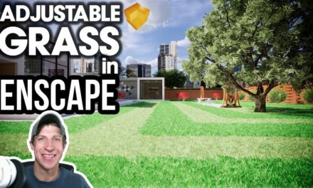WHAT'S NEW in Enscape for SketchUp Version 2 4 - The
