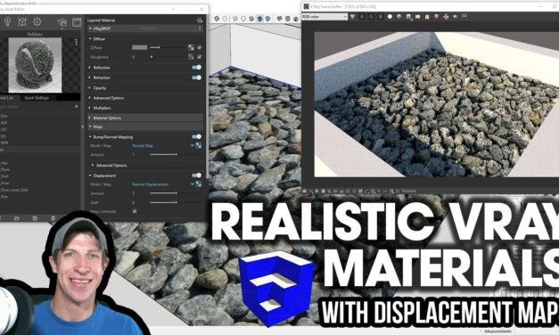 SketchUp Rendering Archives - The SketchUp Essentials