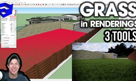 WHAT'S NEW in Enscape for SketchUp Version 2 4 - The SketchUp Essentials