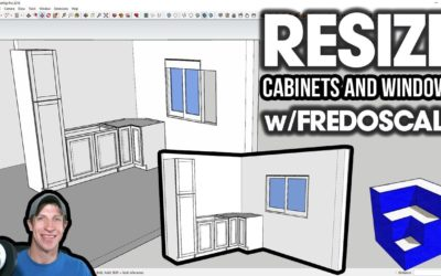 FredoScale for SketchUp Tutorials - The SketchUp Essentials