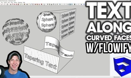 SMART OPENINGS IN SKETCHUP with Flex Tools - The SketchUp