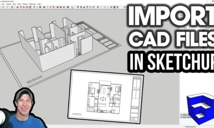 WHERE TO GET TREES for your SketchUp Models - The SketchUp