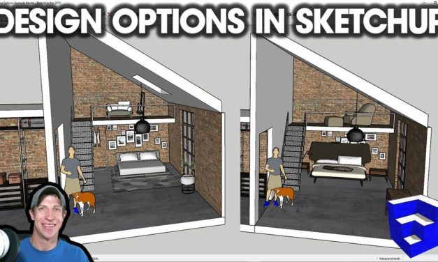 SketchUp for Interior Design Archives - The SketchUp Essentials