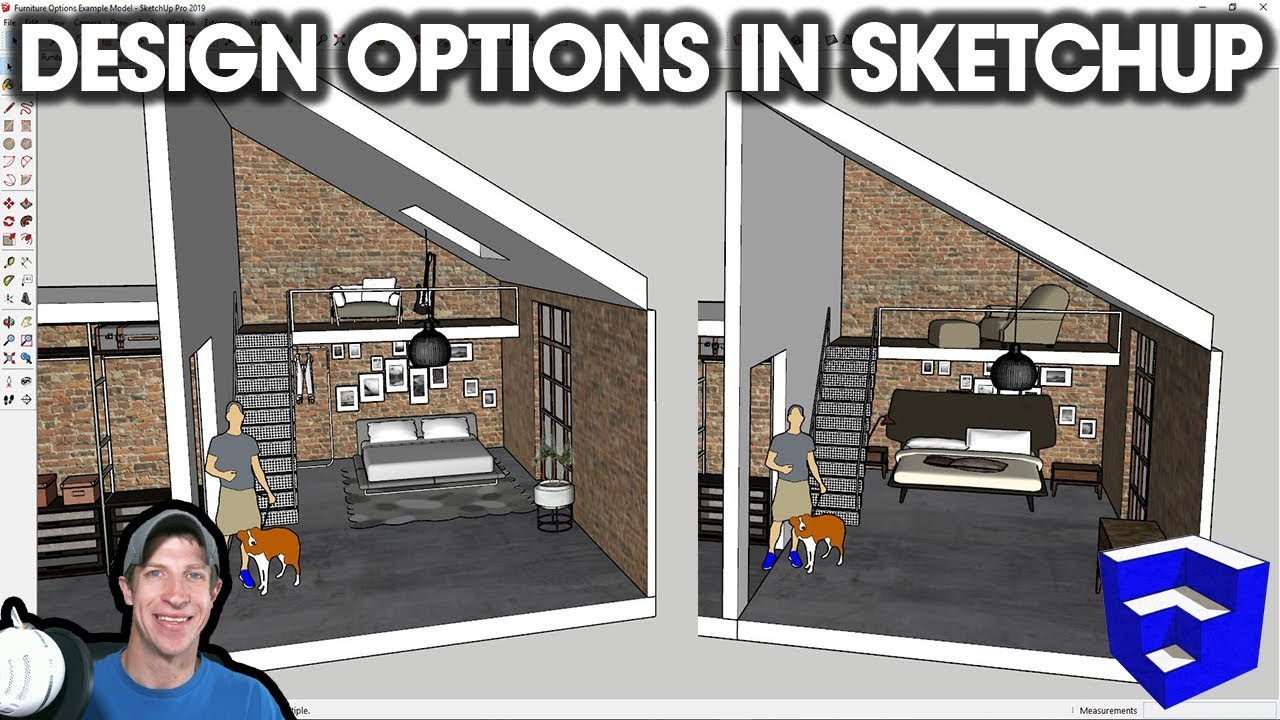 SketchUp Tutorials - The SketchUp Essentials