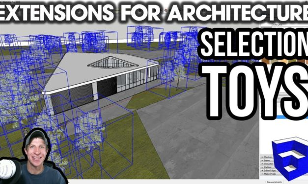 SketchUp Plugin and Extension Tutorials Archives - The