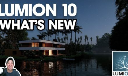 What's New in LUMION 9! - The SketchUp Essentials