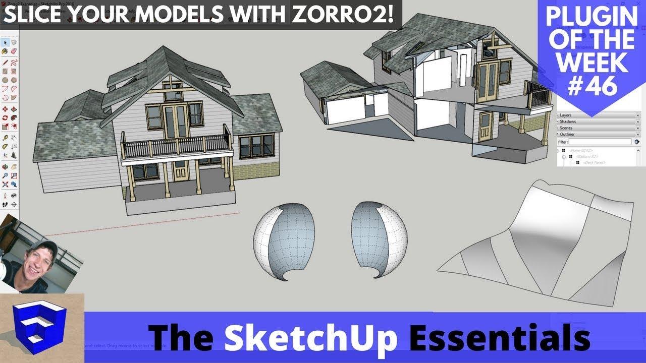 Voronoi Generator Sketchup